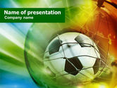 Sports: Soccer World Cup PowerPoint Template #00875