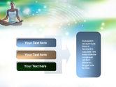 Modern Yoga PowerPoint Template#11