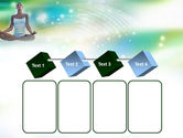 Modern Yoga PowerPoint Template#18