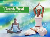 Modern Yoga PowerPoint Template#20