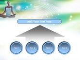 Modern Yoga PowerPoint Template#8