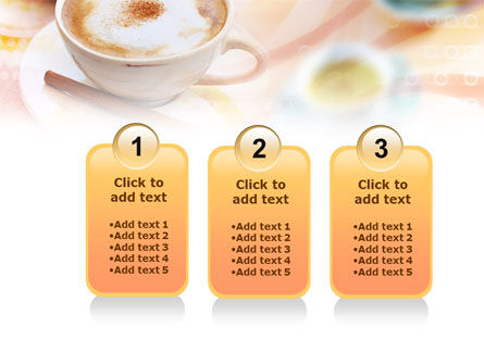 Cappuccino PowerPoint Template Slide 16