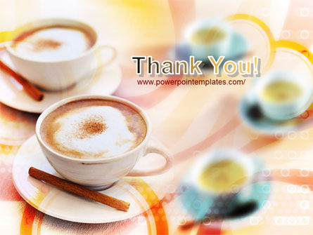 Cappuccino PowerPoint Template Slide 20