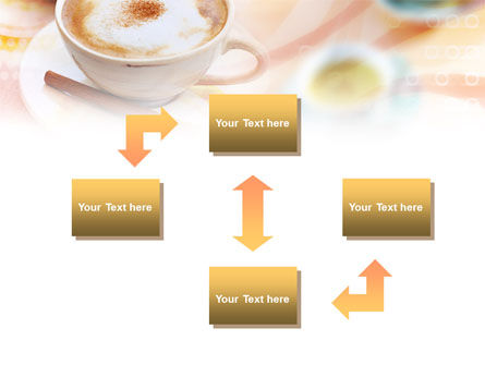 Cappuccino PowerPoint Template Slide 4