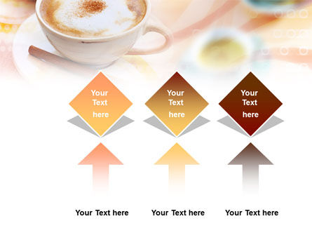 Cappuccino PowerPoint Template Slide 5