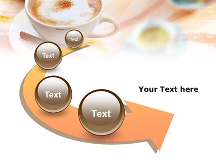 Cappuccino PowerPoint Template Slide 6