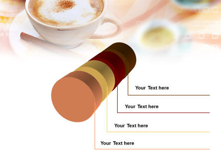 Cappuccino PowerPoint Template Slide 7