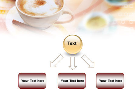 Cappuccino PowerPoint Template Slide 8