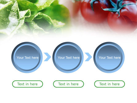 Tomato And Cabbage PowerPoint Template Slide 5