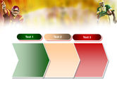 American Football National Conference PowerPoint Template#16