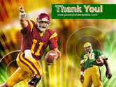 American Football National Conference PowerPoint Template#20