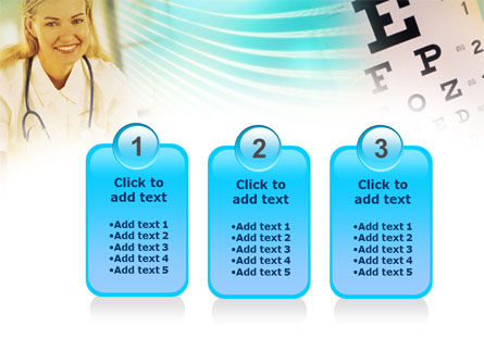 Ophthalmology PowerPoint Template Slide 16