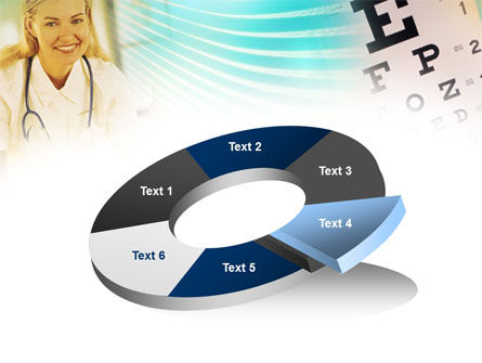 Ophthalmology PowerPoint Template Slide 19