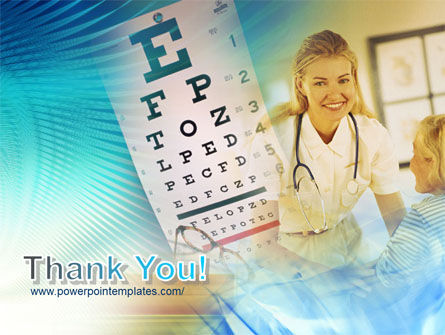 Ophthalmology PowerPoint Template Slide 20