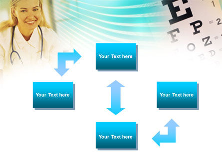 Ophthalmology PowerPoint Template Slide 4