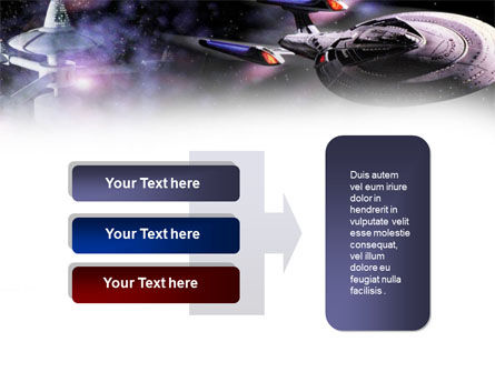 Space Movies PowerPoint Template Slide 11