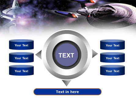 Space Movies PowerPoint Template Slide 12