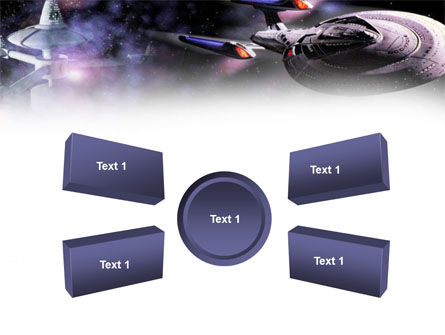 Space Movies PowerPoint Template Slide 6
