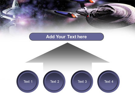 Space Movies PowerPoint Template Slide 8