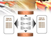 Car Racing PowerPoint Template#13