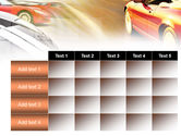 Car Racing PowerPoint Template#15