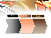 Car Racing PowerPoint Template#16