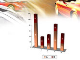 Car Racing PowerPoint Template#17