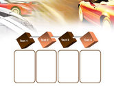 Car Racing PowerPoint Template#18