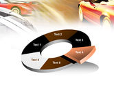 Car Racing PowerPoint Template#19