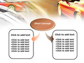 Car Racing PowerPoint Template#4