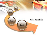 Car Racing PowerPoint Template#6