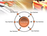 Car Racing PowerPoint Template#7