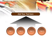 Car Racing PowerPoint Template#8