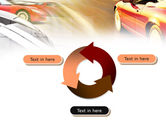 Car Racing PowerPoint Template#9