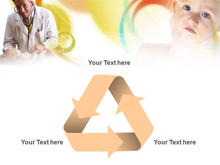 Baby Doctor PowerPoint Template Slide 10