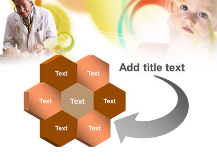 Baby Doctor PowerPoint Template Slide 11