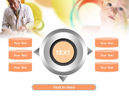 Baby Doctor PowerPoint Template Slide 12