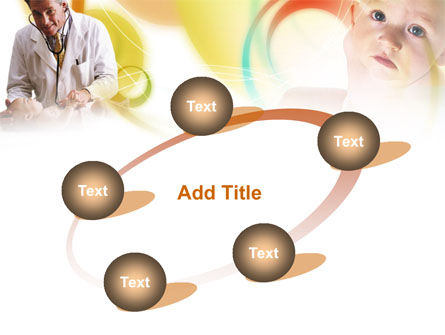 Baby Doctor PowerPoint Template Slide 14