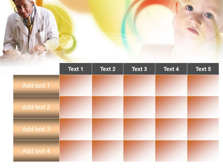 Baby Doctor PowerPoint Template Slide 15