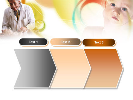 Baby Doctor PowerPoint Template Slide 16