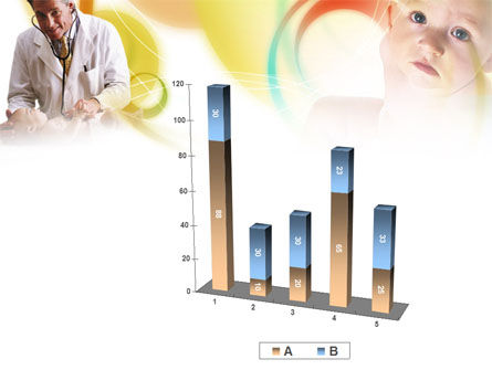 Baby Doctor PowerPoint Template Slide 17