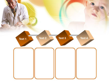 Baby Doctor PowerPoint Template Slide 18