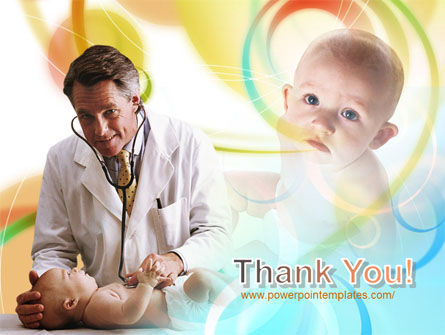 Baby Doctor PowerPoint Template Slide 20