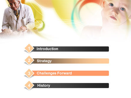 Baby Doctor PowerPoint Template Slide 3