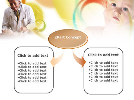 Baby Doctor PowerPoint Template Slide 4