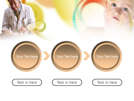 Baby Doctor PowerPoint Template Slide 5