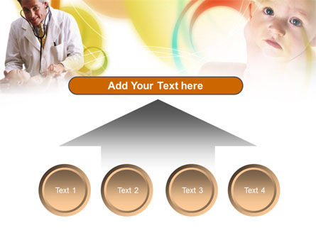 Baby Doctor PowerPoint Template Slide 8