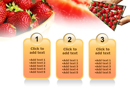 Strawberry Farming PowerPoint Template Slide 16