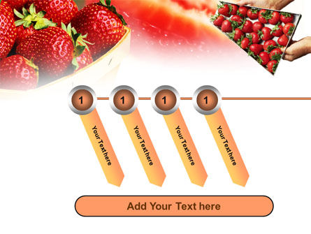 Strawberry Farming PowerPoint Template Slide 18