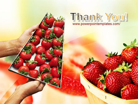 Strawberry Farming PowerPoint Template Slide 20